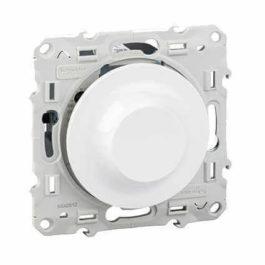 SCHNEIDER variateur universel odace LED blanc - S520512