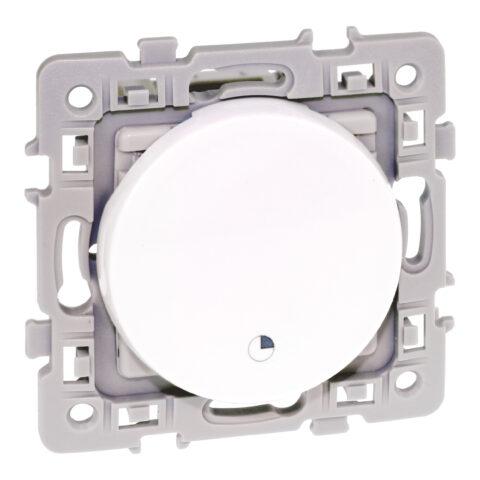 Interrupteur temporisé programmable 1 poste Square - 60228