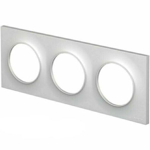 Plaque Triple horizontale / verticale 71mm