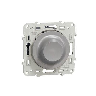 SCHNEIDEROdace interrupteur variateur - aluminium - S530511