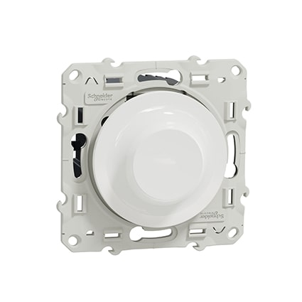 Schneider Odace Variateur Standard Blanc - S520511
