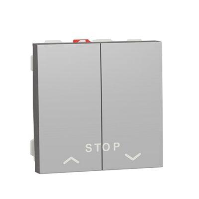 Schneider Poussoir pour volets roulants avec fonction STOP -NU323730-min