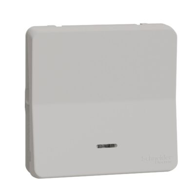 Va et vient lumineux LED - composable - IP55 - IK08 - Mureva Styl - blanc - MUR39024