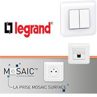 LEGRAND – MOSAIC™
