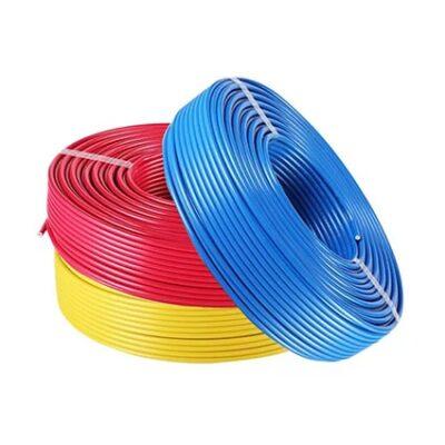 Fil souple 2.5mm² c100m -Multi couleurs – HO7VK2.5