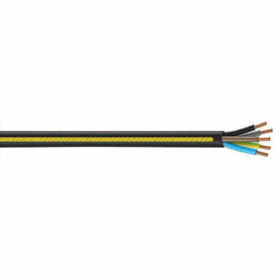 Câble électrique R2V-U-1000 5G1.5MM²