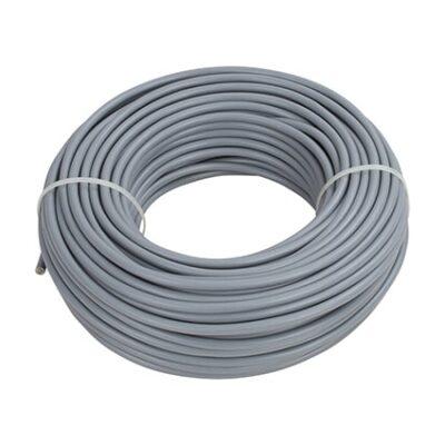 Câble souple H05VV-F 2X1.5mm² Gris