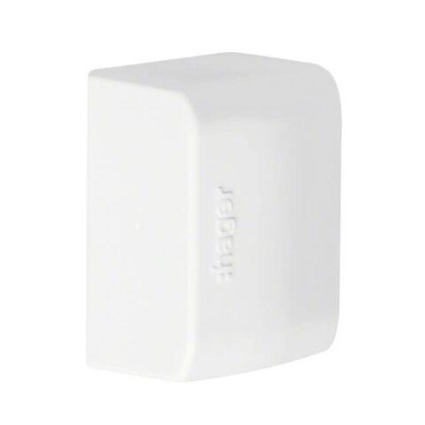 Embout pour moulure ATHEA 16x30mm en blanc pure