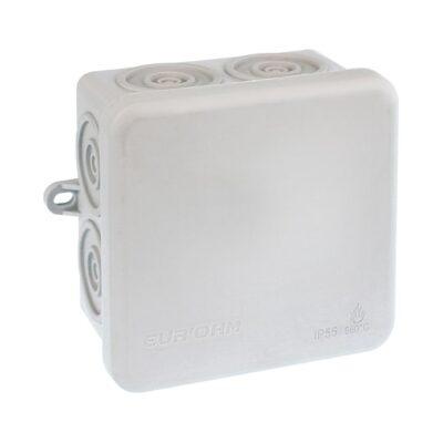 Eur'ohm Boîte de dérivation étanche IP55 - 50033