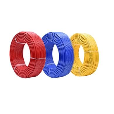 Fil électrique souple 6mm²-c100m -Multi couleurs – HO7VK6