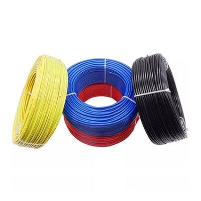 Fil souple 1.5mm² c100m -Multi couleurs - HO7VK1.5