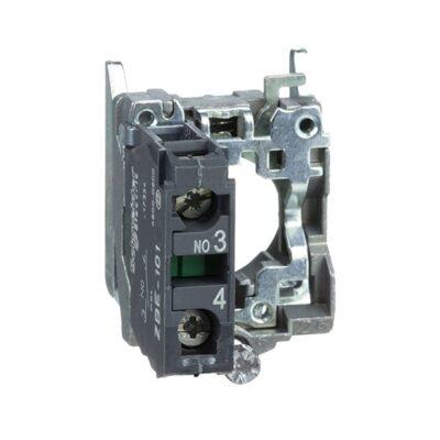Harmony XB4 - corps de bouton - 1F - raccordement vis-étrier-min