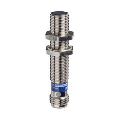 OsiSense XS6 - détecteur inductif - M12 - L62mm - laiton - Sn 4mm - conn. M12-min
