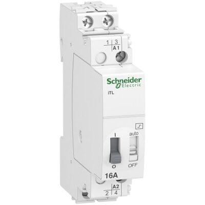 SCHNEIDER iTL Télérupteur auxiliaire 16A 2NO - A9C30812