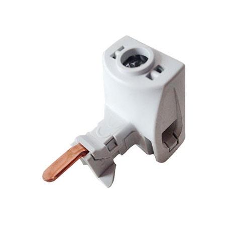 Schneider lot de 4 connecteurs isolés 25 mm² pour peigne 80A- 21098
