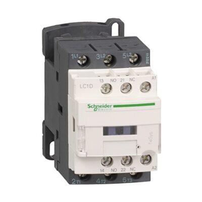 Schneider Contacteur 3P- AC-3 440V -12A - bobine 24Vcc -LC1D12B7