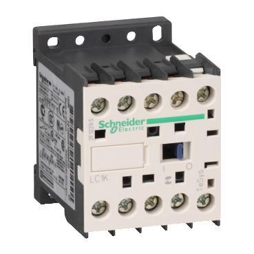 Schneider Contacteur 3P AC-3 440V -6A - bobine 230Vca -LC1K0610P7