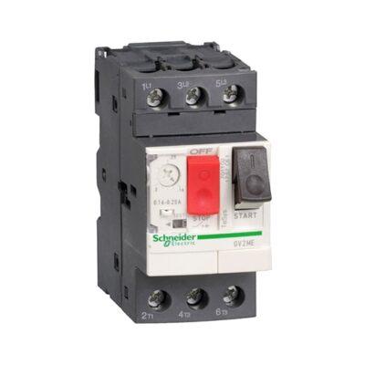 Schneider Disjoncteur moteur 3P -0,1 à 0,16A -GV2ME01