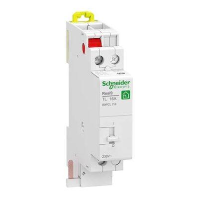 Schneider Télérupteur 1NO-16 A - Peignable XP Resi9 -R9PCL116