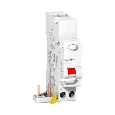 Schneider Vigi 1P+N 25A 30mA -AC - DT40 - A9N21450
