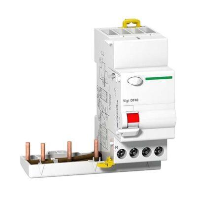 Schneider Vigi DT40 3P+N 40A 30mA- AC ProDis -A9N21472