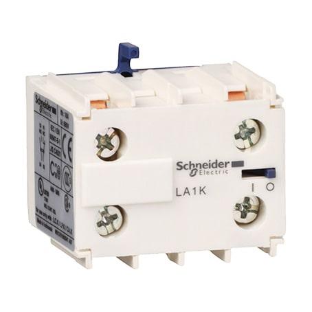 Schneider bloc de contacts auxiliaires 1F+1O -LA1KN11