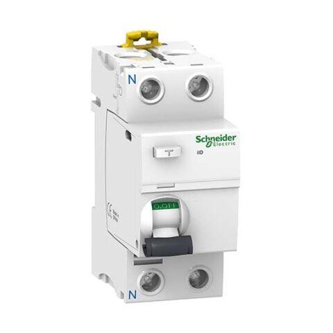 Schneider interrupteur différentiel 2P 40A 30mA type AC -A9R11240
