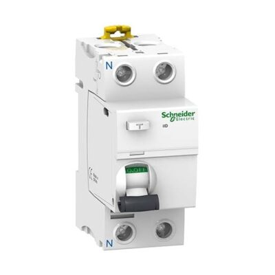 Schneider interrupteur différentiel 2P 25A 30mA type AC -A9R11225