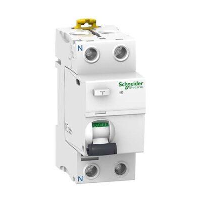 Schneider interrupteur différentiel 2P 63A 300mA type AC - A9R14263