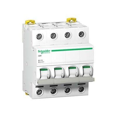 Schneider interrupteur-sectionneur 4P 40A iSW - A9S65440