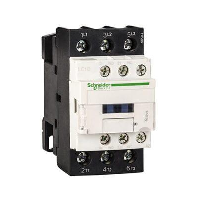 Schneider Contacteur 3P AC-3 440V -32A - bobine 24Vca -LC1D32B7