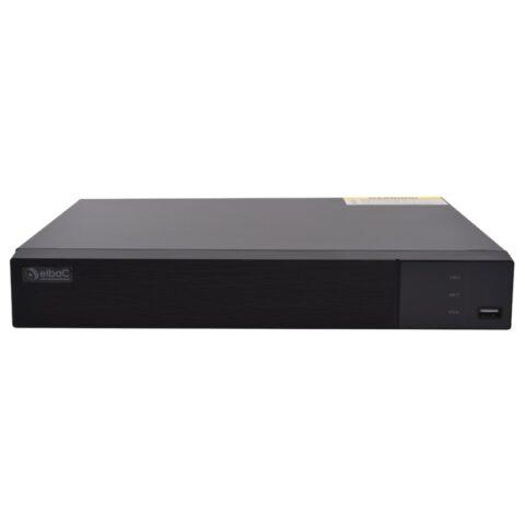 Enregistreur vidéo NVR IP 8 VOIES POE - VIRP08B0