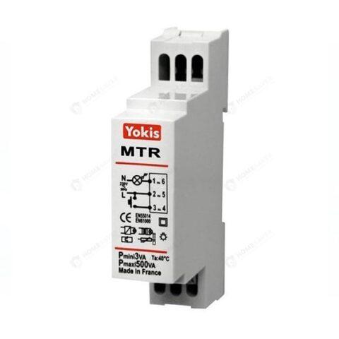 YOKIS Télérupteur Temporisé Modulaire 2000W - MTR2000M