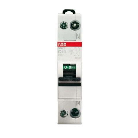 Disjoncteurs ABB