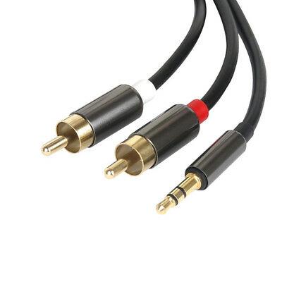 Câbles audio