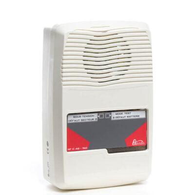Tableaux d'alarme Incendie de Type 2B