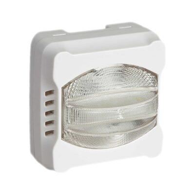 Diffuseur lumineux flash blanc AXENDIS