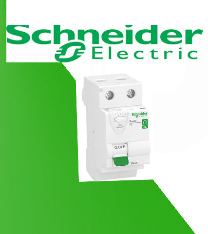Interrupteurs différentiels -Schneider