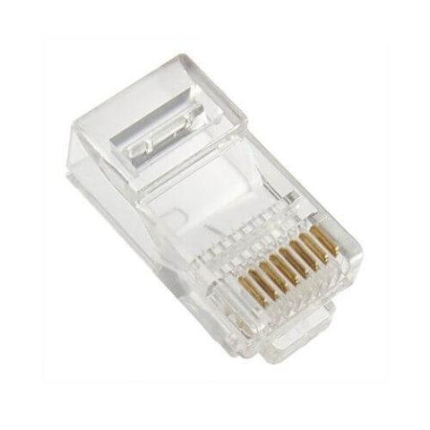 Connecteur RJ45-Cat6 -8p8c -UTP - multibrin - MP45NBS6