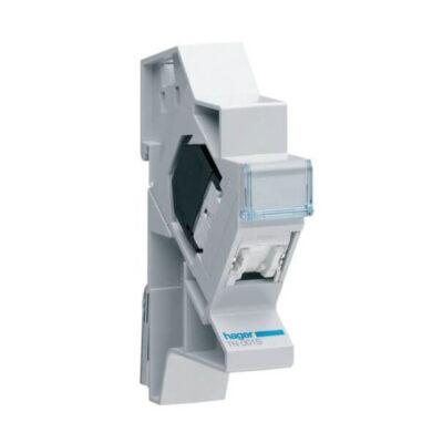 Connecteur RJ45 cat.5e FTP + support - TN001S