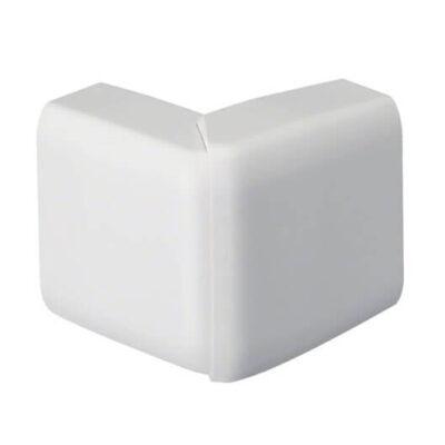 HAGER -Angle Extérieur variable Blanc Paloma -ATA123039010 (1)