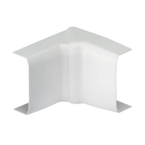 HAGER -Angle Intérieur variable Blanc Paloma -ATA123049010