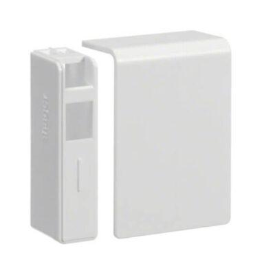 Embout pour moulure tehalit.SL 20x55mm Blanc