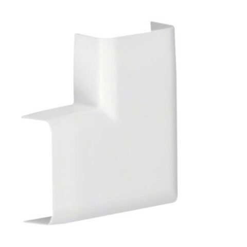 Hager -Angle Plat Blanc pour moulure ATHEA 12x30mm -ATA123059010 (1)