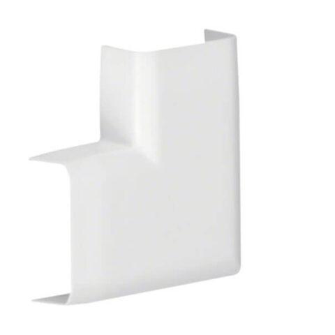Hager -Angle Plat Blanc pour moulure ATHEA 12x30mm -ATA123059010 (1)