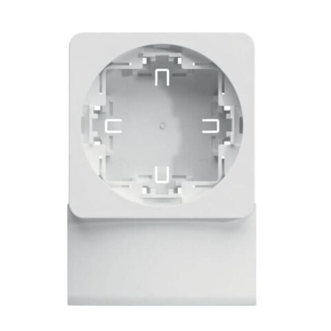 Support Simple pour Moulure ATA12x20/30 -Blanc- ATA12391
