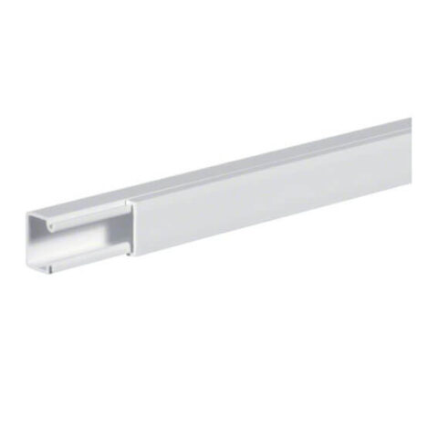 Hager Goulotte 10010,blanc paloma-LF1001009010