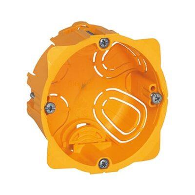 Boîte monoposte Batibox pour cloisons sèches 1 poste ou 2 modules - profondeur 40mm-min (1)