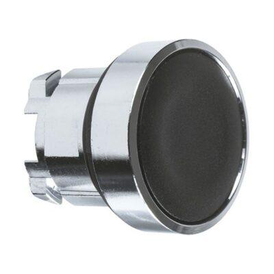 Harmony XB4 - tête bouton poussoir - affleurant - Ø22 - noir-min