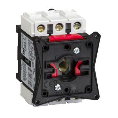 TeSys Vario - bloc de base pour interrupteur-sectionneur - 3P -12A-min